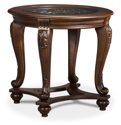 Valencia End Table|Table de bout Valencia|T499-6