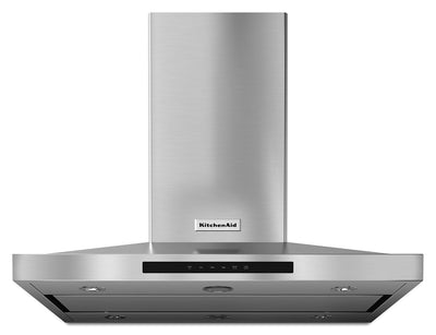 KitchenAid 36'' Canopy Range Hood – KVIB606DSS - Range Hood in Stainless Steel