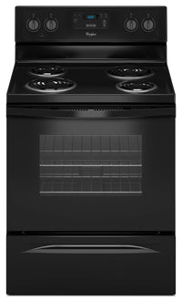 Whirlpool 4.8 Cu. Ft. Freestanding Electric Range – YWFC150M0EB