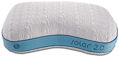 Bedgear™ Solar Performance Pillow® – Back Sleeper