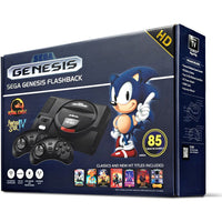 AtGames Sega Genesis HD Classic Game Console with 85 Games