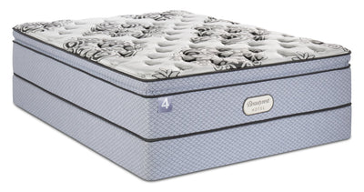 Beautyrest® Hotel 4 Pillowtop Queen Mattress Set