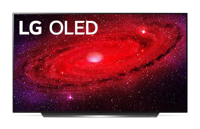 "LG 55"" CX OLED 4K UHD TV with Magic Remote - OLED55CXPUA 