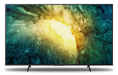 "Sony 65"" KD750H 4K HDR Android Television - KD65X750H 