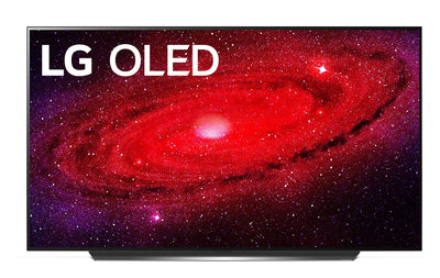 "LG 77"" CX OLED 4K UHD TV with Magic Remote - OLED77CXPUA 