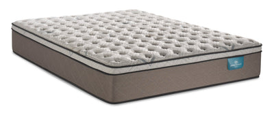 Serta Perfect Sleeper Oasis Rejuvenate Eurotop Queen Mattress | Matelas à Euro-plateau Oasis Rejuvenate Perfect SleeperMD de Serta pour grand lit | REJUVNQM