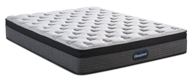 Beautyrest® Melbourne Eurotop Twin XL Mattress  | Matelas à Euro-plateau Melbourne de BeautyrestMD pour lit simple très long  | MELBRXTM