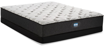 Simmons Do Not Disturb Adelaide Low-Profile Queen Mattress Set