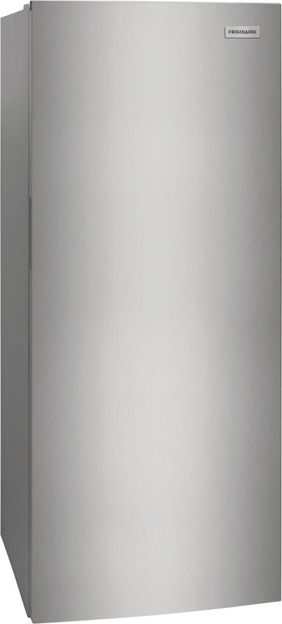 Frigidaire 16 Cu. Ft. Upright Freezer - FFFU16F2VV - Freezer in Stainless Steel Look