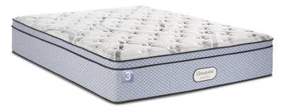 Beautyrest® Hotel 3 Eurotop Twin XL Mattress