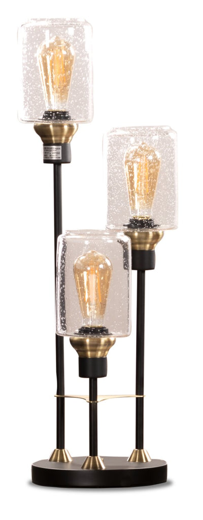 3-Tier Table Lamp  | Lampe de table à 3 hauteurs  | LL1543TL