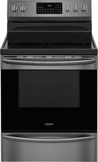 Frigidaire Gallery 5.7 Cu. Ft. Freestanding Electric Range with Air Fry - GCRE306CAD