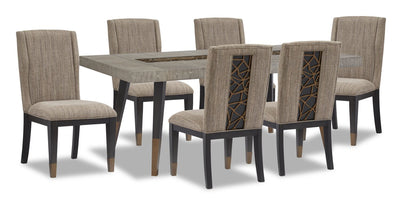 Tate 7-Piece Dining Room Package