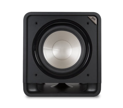Polk Audio HTS 10 200W Subwoofer with Power Port® Technology | Caisson d'extrêmes graves HTS 10 de 200 W de Polk Audio avec technologie Power PortMD | HTS10SUB
