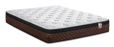 Springwall Copper Sydney Eurotop Twin Mattress | Matelas à Euro-plateau Copper Sydney de Springwall pour lit simple | SYDNEYTM