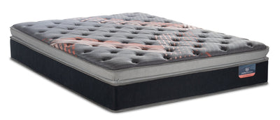Serta Perfect Sleeper Performance Pulse Pillowtop King Mattress | Matelas à plateau-coussin Pulse Performance Perfect SleeperMD de Serta pour très grand lit | PULSEMKM