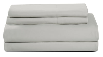 Masterguard® Ultra Advanced 3-Piece Twin Sheet Set - Stone  - Stone Sheet Set