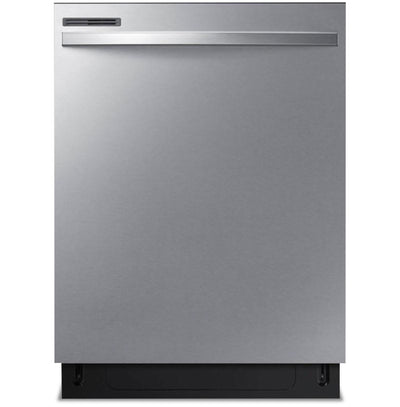 Samsung Digital Touch Control 55 dBA Dishwasher - DW80R2031US/AA - Dishwasher in Stainless Steel