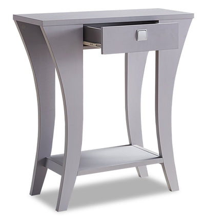 Manila Console Table - Grey  | Console Manila - grise | MANGRCON