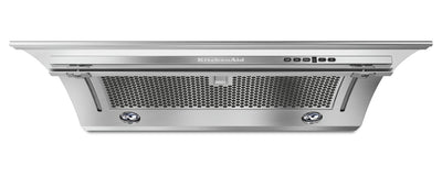 "KitchenAid 30"" Slide-Out Range Hood - KXU2830JSS 