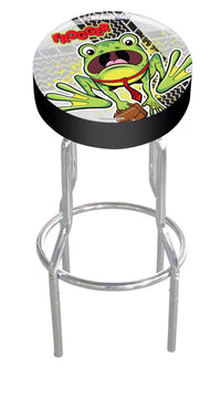 Arcade1Up Fully Licensed Adjustable Arcade Stool - Frogger