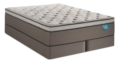 Serta Perfect Sleeper Oasis Haven Pillowtop Split Queen Mattress Set