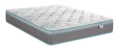 Springwall Orion Eurotop Twin Mattress | Matelas à Euro-plateau Orion de Springwall pour lit simple | ORIONFTM