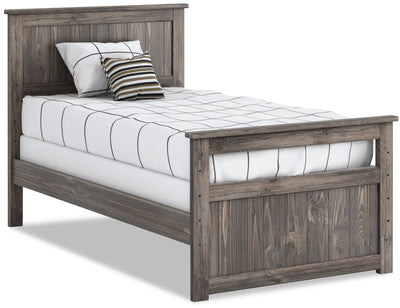 Piper Twin Bed | Lit simple Piper | PIPEGTBD