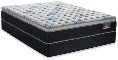 Serta Perfect Sleeper Performance Focus Eurotop Queen Mattress Set