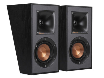 Klipsch R-41SA Dolby Atmos® Elevation / Surround Speaker - Set of Two | Haut-parleur ambiophonique d'élévation R-41SA de Klipsch avec Dolby AtmosMD - Ensemble de 2 | R41SATMS