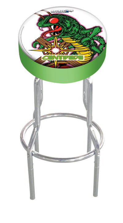 Arcade1Up Fully Licensed Adjustable Arcade Stool - Centipede | Tabouret d'arcade réglable sous licence officielle de Arcade1Up - Centipede | CENTISTL