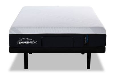 TEMPUR®-ProSupport 2.0 Full Mattress with Reflexion® by Sealy Boost 2.0 Adjustable Base