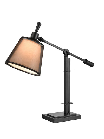 Carter Table Lamp with USB Port  | Lampe de table Carter avec port USB  | CARTERTL