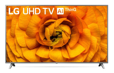 "LG Electronics Television - LG 82"" UN85 120hz A7 4K UHD TV with ThinQ AI - 82UN8570AUD.ACC"