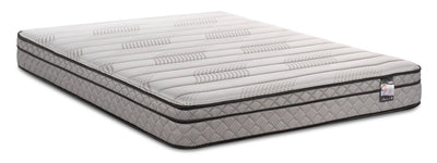 Springwall Enchantment Eurotop Queen Mattress | Matelas à Euro-plateau Enchantment de Springwall pour grand lit | ENCHMTQM