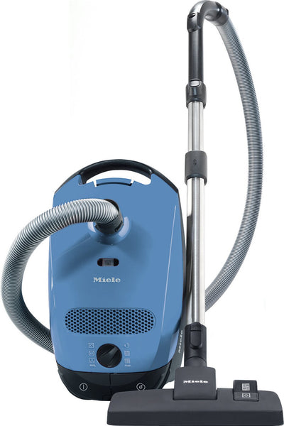 Miele Classic C1 Hardfloor Canister Vacuum - Tech Blue - Vacuum in Tech Blue