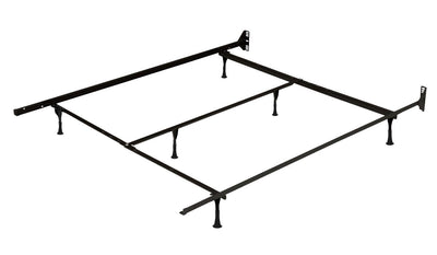 Extra-Long Twin/Full/Queen Deluxe Glider Bed Frame