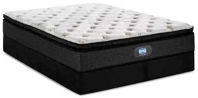 Simmons Do Not Disturb Leeds Pillowtop Split Queen Mattress Set
