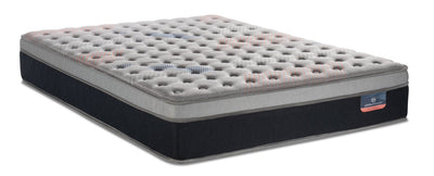 Serta Perfect Sleeper Performance React Eurotop Twin Mattress