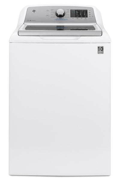 GE 5.5 Cu. Ft. Washer with FlexDispense™ - GTW720BSNWS | Laveuse GE de 5,5 pi3 avec distributeur FlexDispense – GTW720BSNWS | GTW720WS