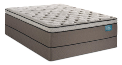 Serta Perfect Sleeper Oasis Haven Pillowtop Twin Mattress Set | Ensemble matelas à plateau-coussin Haven Oasis Perfect SleeperMD de Serta pour lit simple | OAHAVNTP