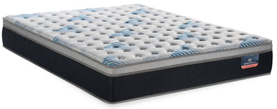 Serta Perfect Sleeper Performance Focus Eurotop Queen Mattress | Matelas à Euro-plateau Focus Performance Perfect SleeperMD de Serta pour grand lit | FOCUSFQM