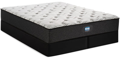 Simmons Do Not Disturb Adelaide King Mattress Set | Ensemble matelas à Euro-plateau Adelaide Do Not DisturbMD de Simmons pour très grand lit | ADELADKP