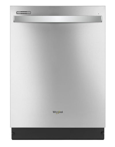 Whirlpool Top-Control Built-In Dishwasher with Sensor Cycle - WDT705PAKZ