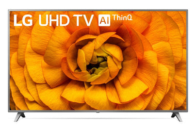 "LG Electronics Television - LG 86"" UN85 120hz A7 4K UHD TV with ThinQ AI - 86UN8570AUD.ACC"