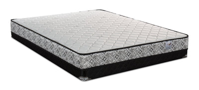 Springwall Hanna Queen Low-Profile Mattress Set | Ensemble matelas à profil bas Hanna de Springwall pour grand lit | HANNMLQP