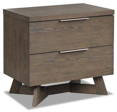 Sweden Nightstand | Table de nuit Sweden | SWEDG2NS