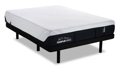 TEMPUR-Support 2.0 Medium Hybrid Twin XL Mattress with Reflexion® Boost 2.0 Adjustable Base | Matelas TEMPUR-Support 2.0 Medium Hybrid pour lit simple très long avec base Boost 2.0 de Sealy  | SHB2JXTP