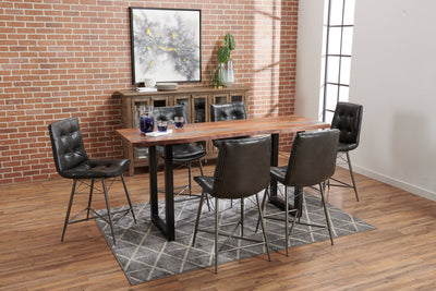 Bowery 7-Piece Counter-Height Dining Package