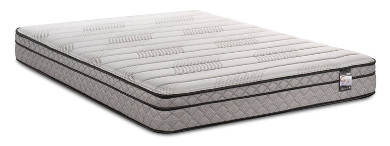 Springwall Enchantment Eurotop Full Mattress | Matelas à Euro-plateau Enchantment de Springwall pour lit double | ENCHMTFM